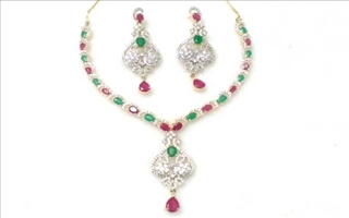 Wedding JewellerySet 44