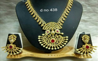Wedding JewellerySet 49