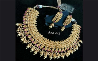 Wedding JewellerySet 55