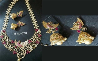 Wedding JewellerySet 58