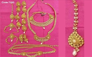 Wedding JewellerySet 77
