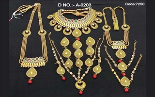 Wedding JewellerySet 75
