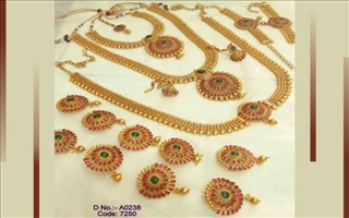 Wedding JewellerySet 76