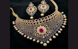 Wedding JewellerySet 89