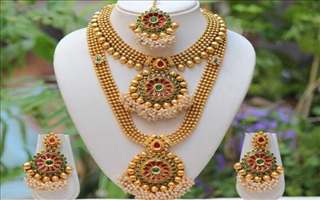 Wedding JewellerySet 80