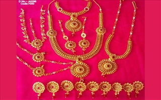Wedding JewellerySet 92