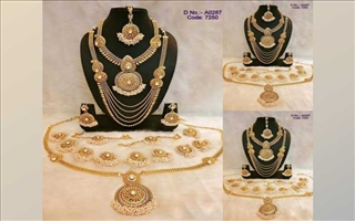Wedding JewellerySet 91