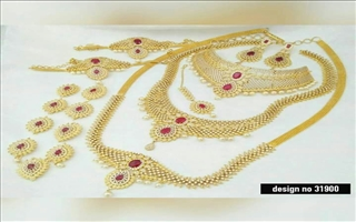 Nasreen Bridal Set