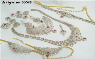 Natsreen Bridal Set