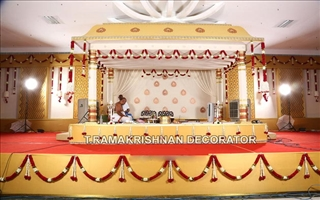 Ramakrishnan Decoration