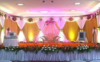 JK Wedding & Event Decorators