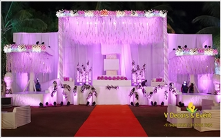 V  Decors &Events