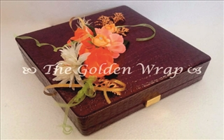 The Golden Wrap 026