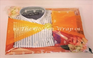 The Golden Wrap WP012