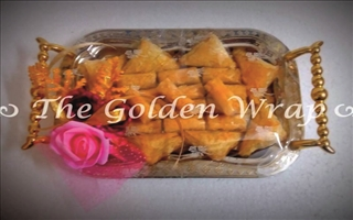 The Golden Wrap WP09