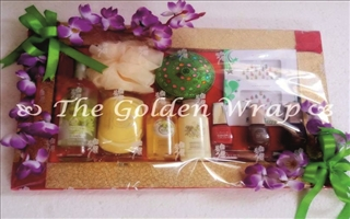 The Golden Wrap 022