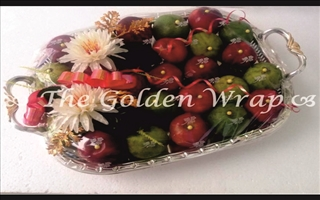 The Golden Wrap WP08