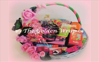 The Golden Wrap 017