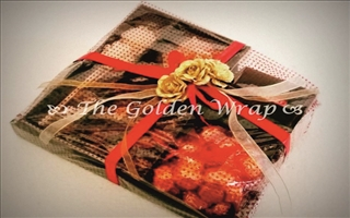 The Golden Wrap 001