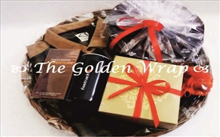 The Golden Wrap 019