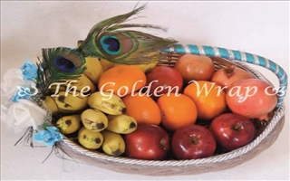 The Golden Wrap WP04