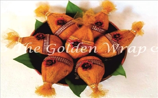 The Golden Wrap WP015