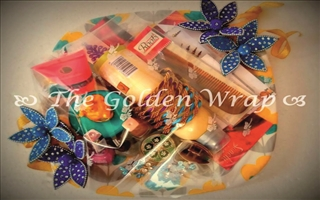 The Golden Wrap 008
