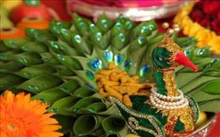 Sri sai plates 002 & Online Shop | Designer Wedding Plates in Coimbatore | Wikiwed.com