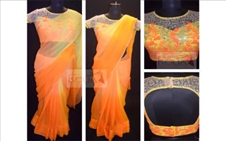 Keya Clothing Centre Gown5