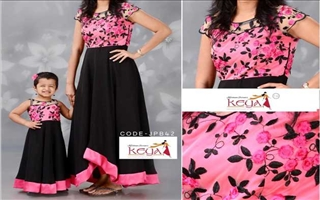 Keya Clothing Centre Gown8