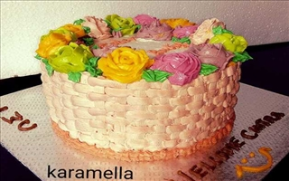Wedding Cake Karamella 02