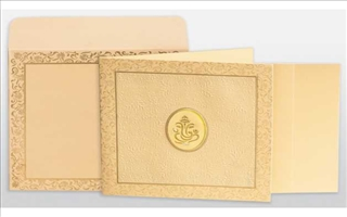 Wedding Cards LAVISH9031