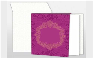 Wedding Cards Satina202