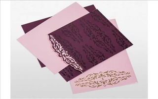 Wedding Cards Lavish8106