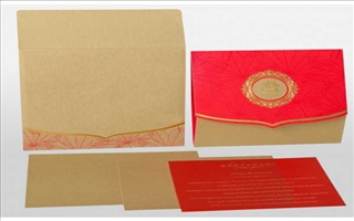 Wedding Cards Lavish9121S