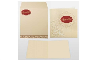 Wedding Cards Comet A6